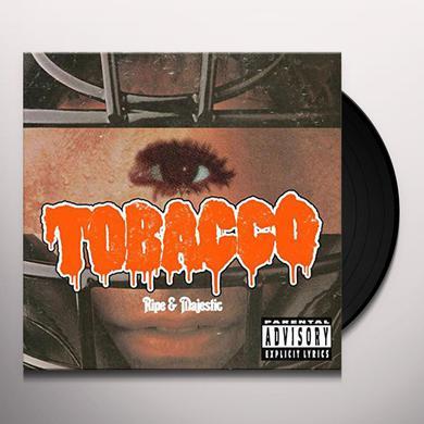 Tobacco RIPE & MAJESTIC Vinyl Record