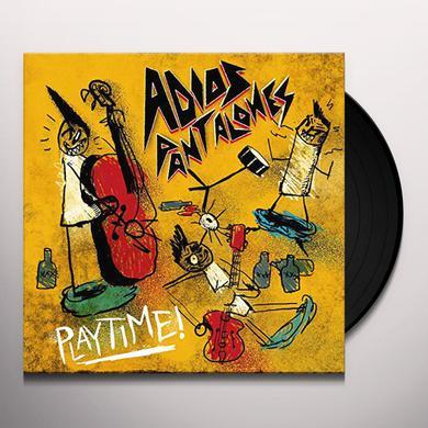 Adios Pantalones PLAYTIME Vinyl Record