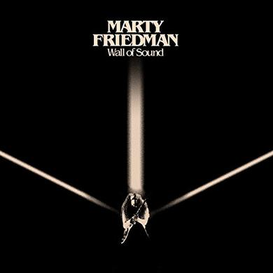 Marty Friedman WALL OF SOUND Vinyl Record