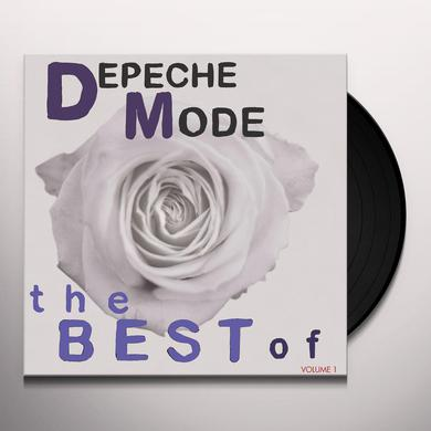 Depeche Mode BEST OF 1 Vinyl Record
