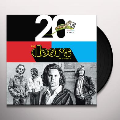 The Doors SINGLES Vinyl Record