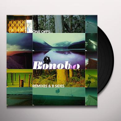 Bonobo ONE OFFS REMIXES & B SIDES Vinyl Record
