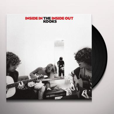 The Kooks INSIDE IN / INSIDE OUT Vinyl Record
