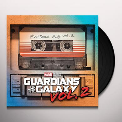 GUARDIANS OF THE GALAXY 2: AWESOME MIX 2 / O.S.T. Vinyl Record