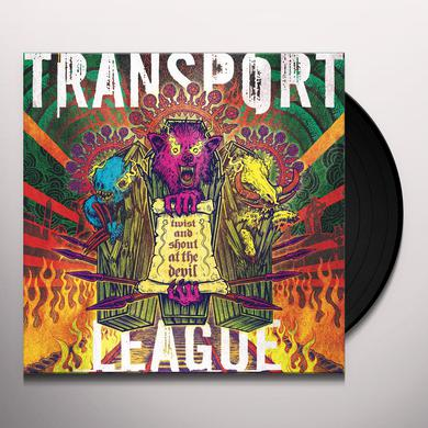 Transport League TWIST & SHOUT AT THE DEVIL Vinyl Record