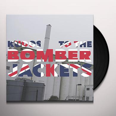 KUDOS TO THE BOMBER JACKETS Vinyl Record