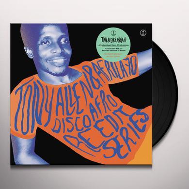 Tony Allen & Africa 70 AFRO DISCO BEAT (DISCO AFRO REEDITS SERIES 2) Vinyl Record