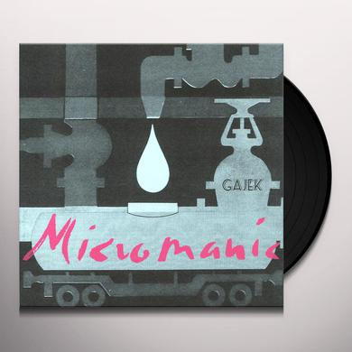 GAJEK MICROMANIC Vinyl Record