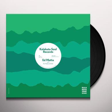 Ed Motta JA Vinyl Record