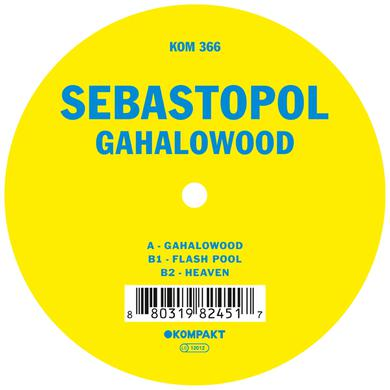 SEBASTOPOL GAHALOWOOD Vinyl Record