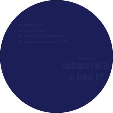 Blackdown ROLLAGE 3: C-TROIT Vinyl Record