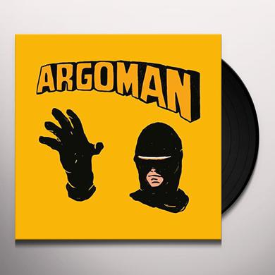 Argoman CHIMICALISSIMO Vinyl Record