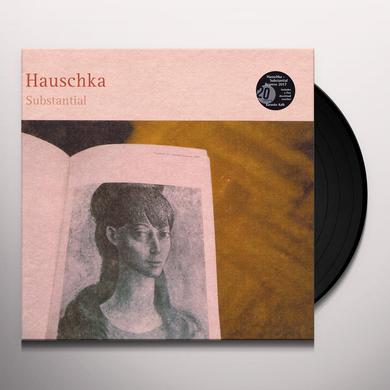 Hauschka SUBSTANTIAL Vinyl Record