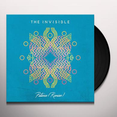 Invisible PATIENCE (REMIXES) Vinyl Record
