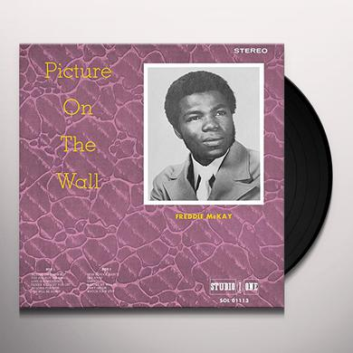 Freddie Mckay PICTURE ON THE WALL Vinyl Record