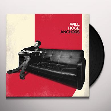 Will Hoge ANCHORS Vinyl Record