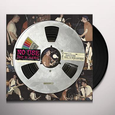 No Use For A Name RARITIES 1: THE COVERS Vinyl Record