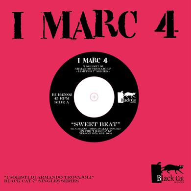 I Marc 4 SWEET BEAT / RAY BAN Vinyl Record