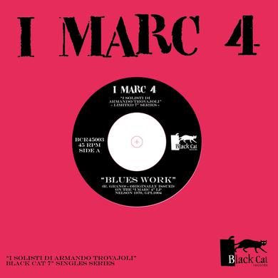 I Marc 4 BLUES WORK / SUONI MODERNI Vinyl Record