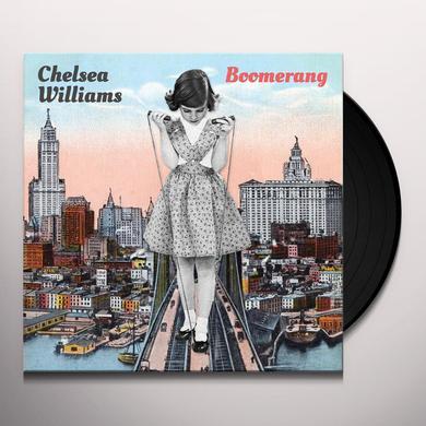 Chelsea Williams BOOMERANG Vinyl Record
