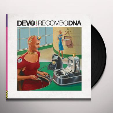 Devo RECOMBO DNA (PETRI DISH) Vinyl Record
