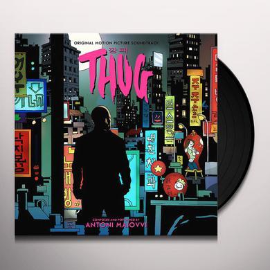 Antoni Maiovvi THUG / O.S.T. Vinyl Record