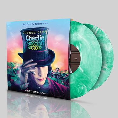 DANNY ELFMAN CHARLIE & THE CHOCOLATE FACTORY / O.S.T. Vinyl Record
