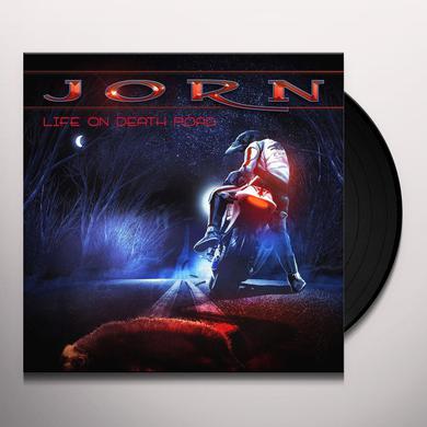 Jorn LIFE ON DEATH ROAD (RED VINYL) Vinyl Record