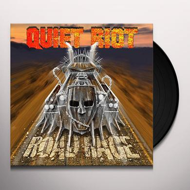 Quiet Riot ROAD RAGE Vinyl Record