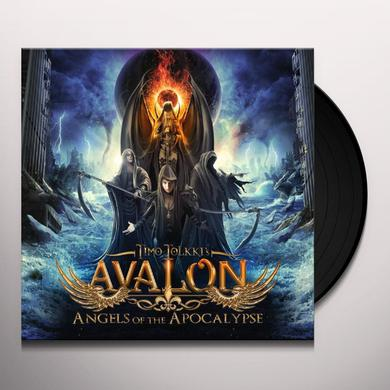 Timo Tolkki'S Avalon ANGELS OF THE APOCALYPSE Vinyl Record