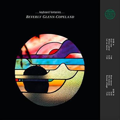 Beverly Glenn-Copeland KEYBOARD FANTASIES Vinyl Record