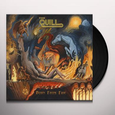 Quill BORN FROM FIRE Vinyl Record