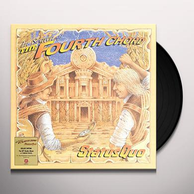 Status Quo IN SEARCH OF THE FOURTH CHORD Vinyl Record