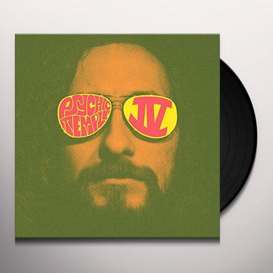 PSYCHIC TEMPLE IV (HOT PINK VINYL) Vinyl Record