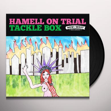 Hamell On Trial TACKLE BOX Vinyl Record