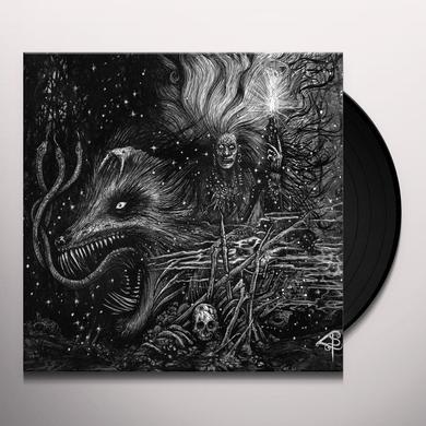 GRAFVITNIR OBEISANCE TO A WITCH MOON Vinyl Record