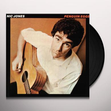Nic Jones PENGUIN EGGS Vinyl Record