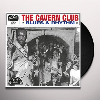 CAVERN CLUB BLUES & RHYTHM / VARIOUS Vinyl Record