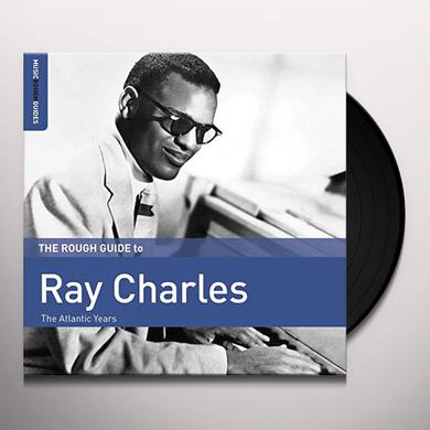 ROUGH GUIDE TO RAY CHARLES Vinyl Record