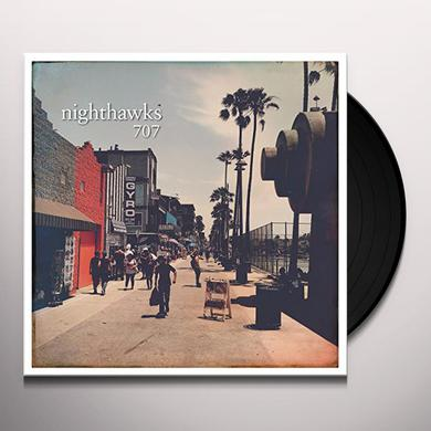 Nighthawks 707 Vinyl Record