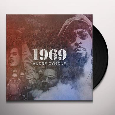 Andre Cymone 1969 Vinyl Record