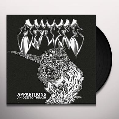 Armoros APPARITIONS: ODE TO THRASH (PURPLE VINYL) Vinyl Record