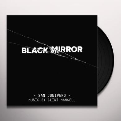 Clint Mansell BLACK MIRROR: SAN JUNIPERO (SCORE) / O.S.T. Vinyl Record