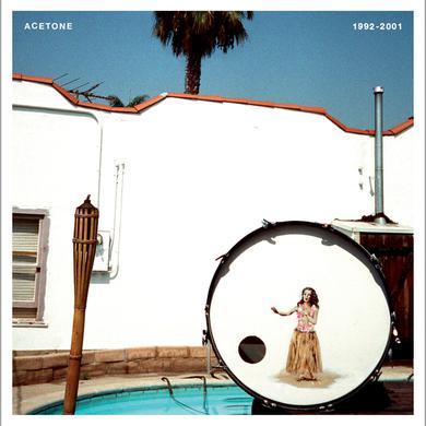 Acetone 1992-2001 Vinyl Record - Gatefold Sleeve, Deluxe Edition