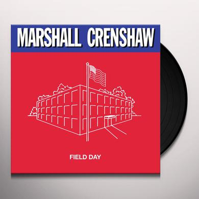 Marshall Crenshaw FIELD DAY Vinyl Record