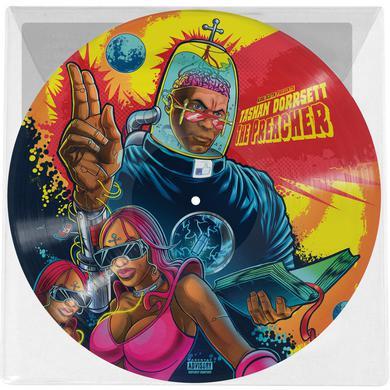 KOOL KEITH PRESENTS: TASHAN DORRSETT PREACHER Vinyl Record