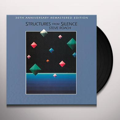 Steve Roach STRUCTURES FROM SILENCE Vinyl Record