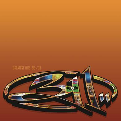 311 GREATEST HITS 93-03 Vinyl Record