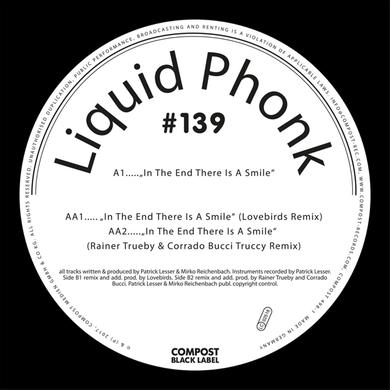 LIQUID PHONK IN THE END THERE IS A SMILE Vinyl Record