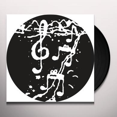 Eddie C AUF DER UFER Vinyl Record